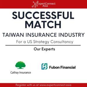 Successful Match – Taiwan Insurance Industry